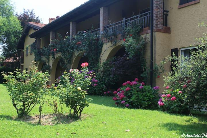 Residenza del Golf al Golf Club Bergamo l'Albenza