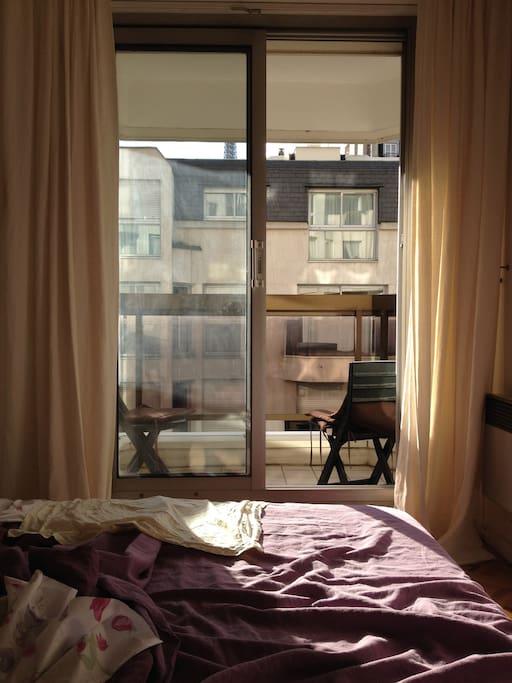 Je laisse mes fenêtres ouvertes 24h/7j