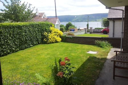 Dalriada Bungalow - Spacious Seaside Cottage - Cushendall
