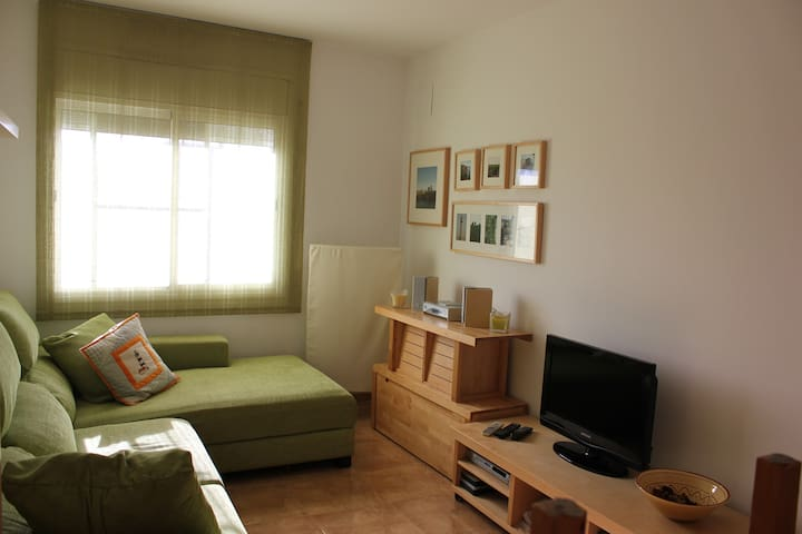 lovely little apartment for four - Deltebre - Apartamento