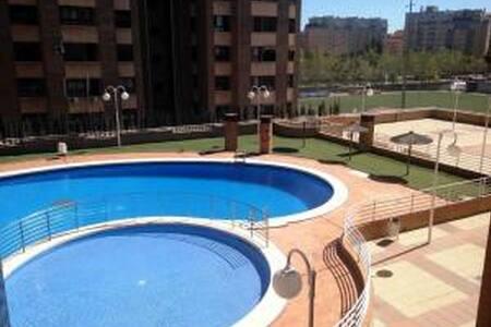 residencial con piscina - València