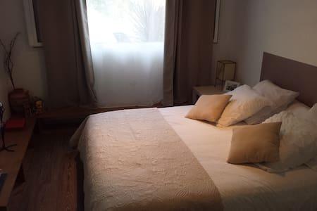 Chambres privées 1/3 - Montégut-Arros - House