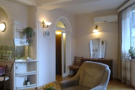 Уютная квартира в Старом городе