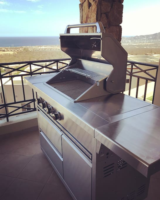 Your own BBQ Grill