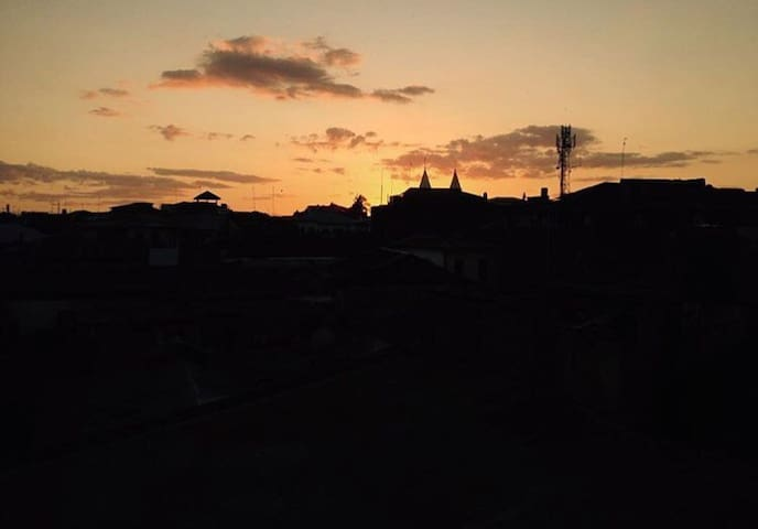 Private rooftop in the heart of Stone Town - Zanzibar Town - Çatı Katı