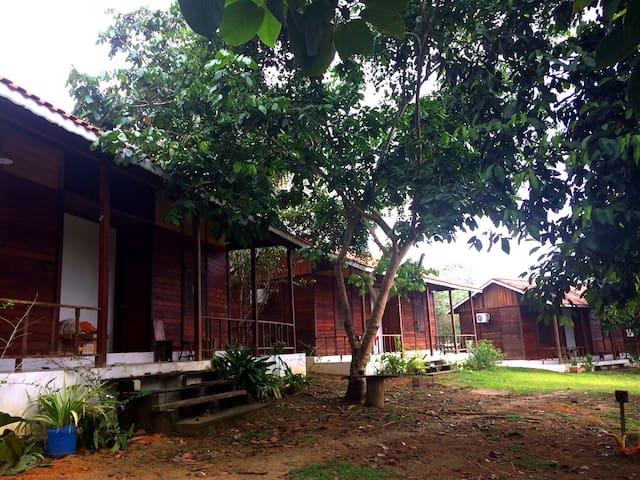 Aldeia Mari Mari Eco-lodge - Presidente Figueiredo - Alojamento ecológico