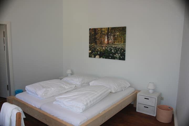 Doppelzimmer-Standard im Gästehaus INNFernow Zi.3