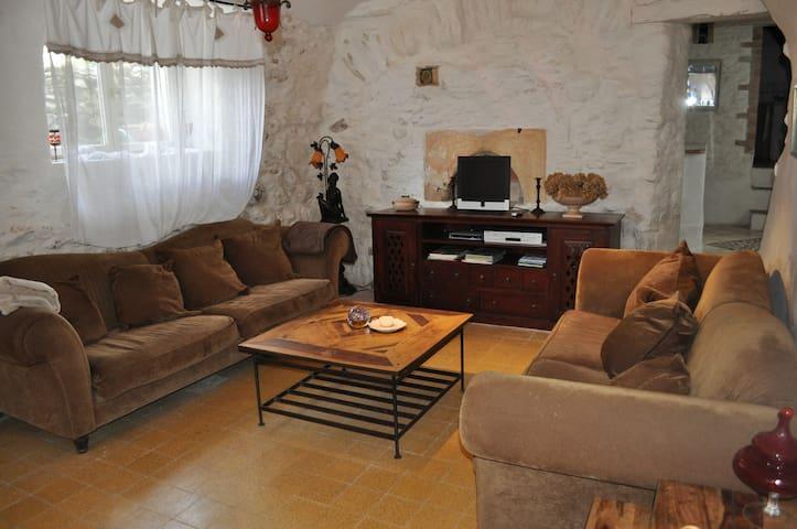 Charmant Gîte en Cévennes LesVoûtes - Chamborigaud - Lejlighed