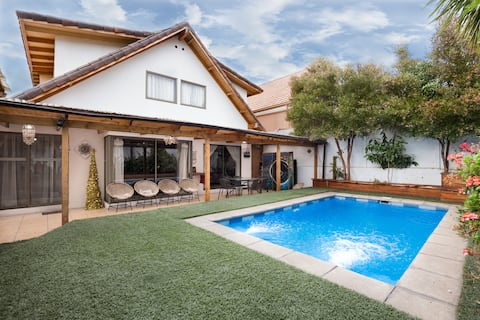 Spectaculair huis in La Florida