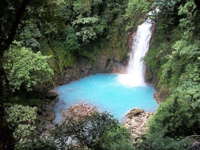 Cloud Nine - A Costa Rican Paradise - Bijagua - Cabane