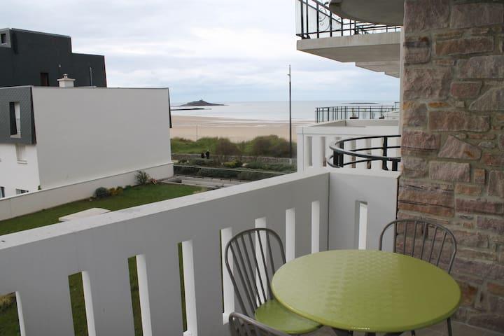 Appart 64 m² face à la mer 3 * - Fréhel - Appartement