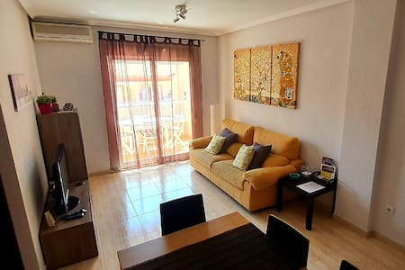 Free WiFi-Air conditioning-Smart TV-Los Naranjos