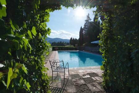 Villa della Paolina - Cetona