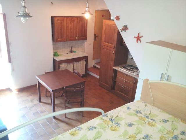 Einzimmerwohnung Elba - Rio Marina - Apartemen
