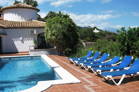 Heated Pool & Panoramic Sea Views - Salobreña