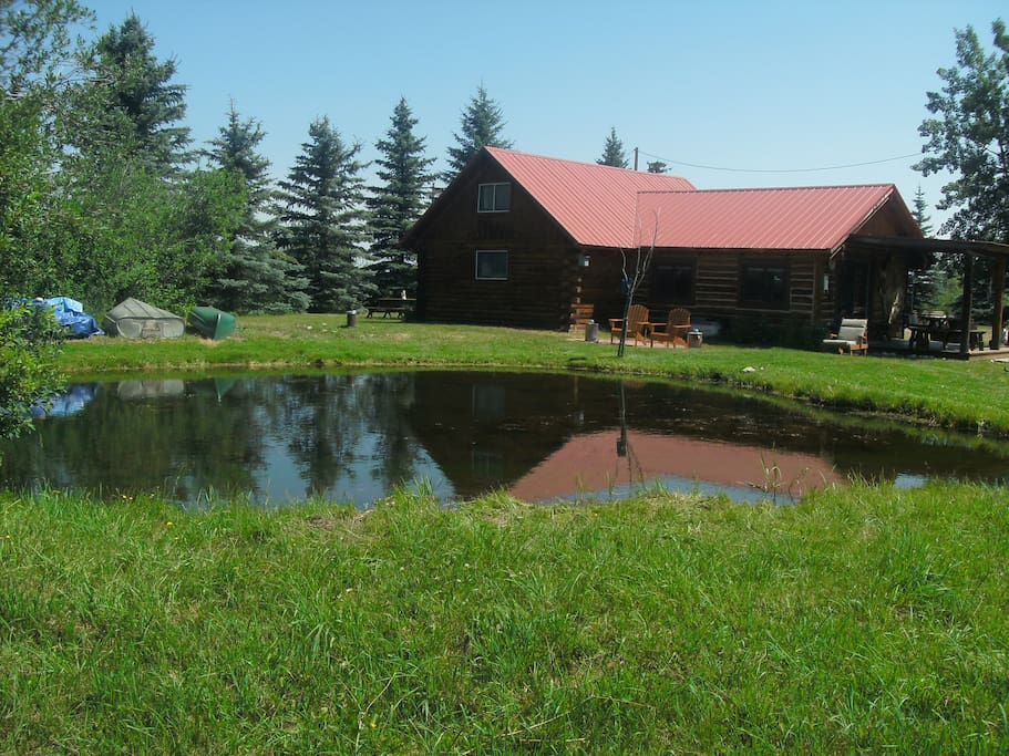Welcome to Canyon Creek Cottage Cabin Rentals!