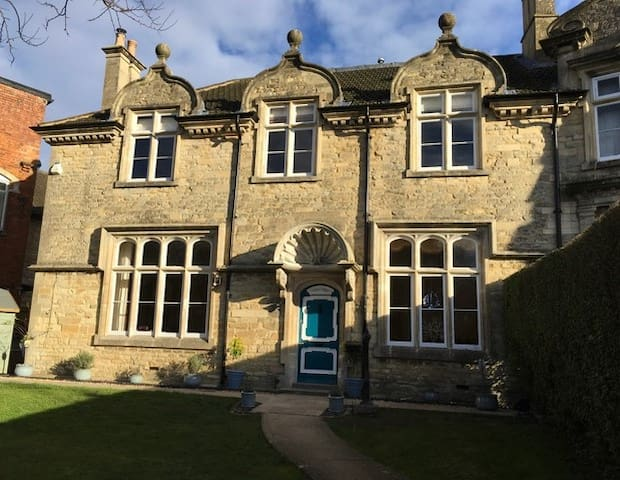 Heritage Luxury B&B Calne.   Luxury Double Ensuite - Calne - Bed & Breakfast