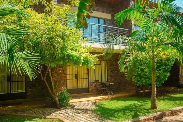Ndlovukazi Bulawayo Villa suite 12