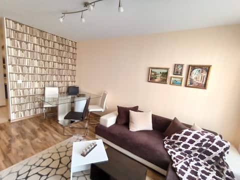Simte-te ca acasă Apartament modern, confortabil și spațios
