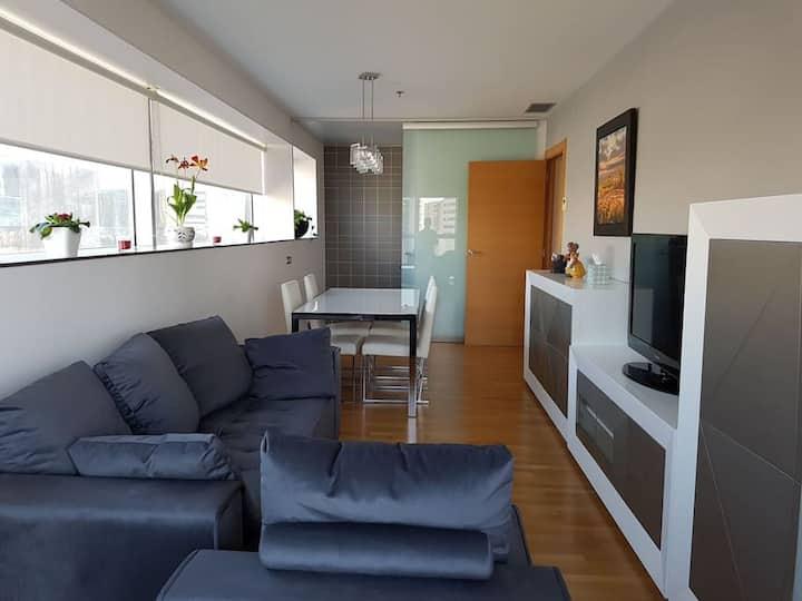 Amazing FiraBarcelona apartment