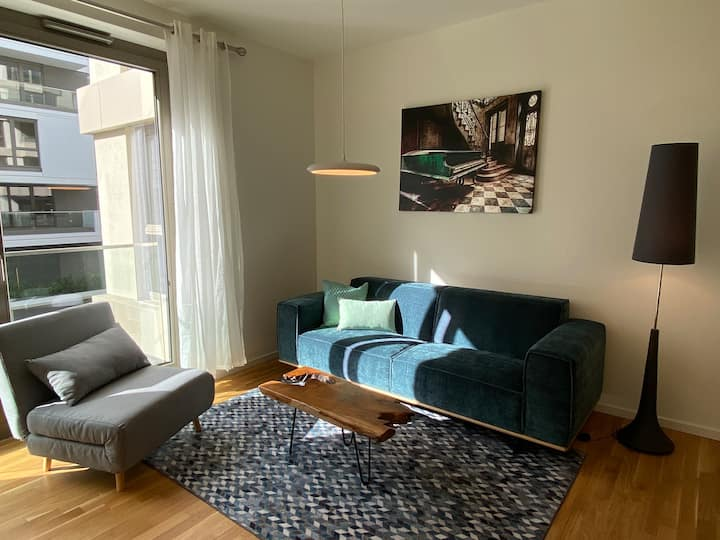 Luisenpark-Modern apartment in Berlin-Mitte