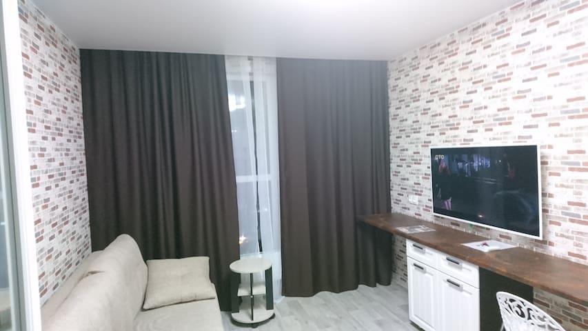 Apartment in Aquarelles Loft-2