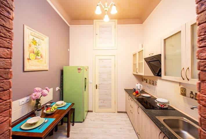 Classy Apartment Lviv - Lviv