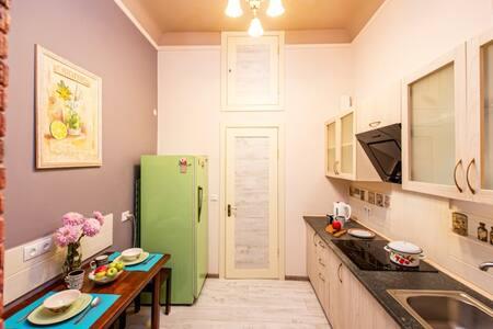 Classy Apartment Lviv - Lviv - Apartment