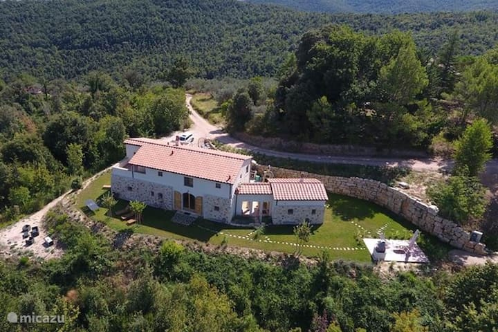 Casa Montemerlino: Umbrian Villa