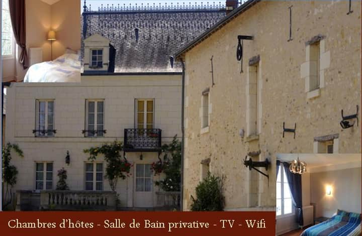 Les Chambres d'hôtes du Moulin Neuf