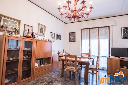 Camere in appartamento con terrazza - Porto Sant'Elpidio