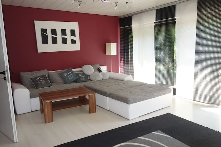 3 Room 90m² Business Appartment near AUDI