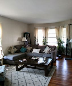 Cozy 1 bdrm in quiet Eastside Troy