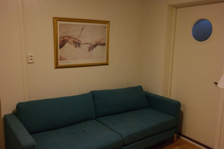 Privat room with own entrance. - Trondheim - House