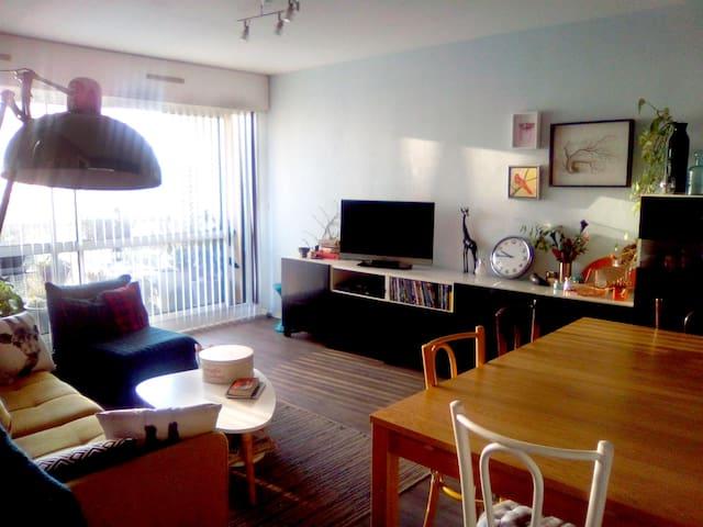 Peps & cosi flat between Paris and Auvers Sur Oise - Franconville - Apartamento