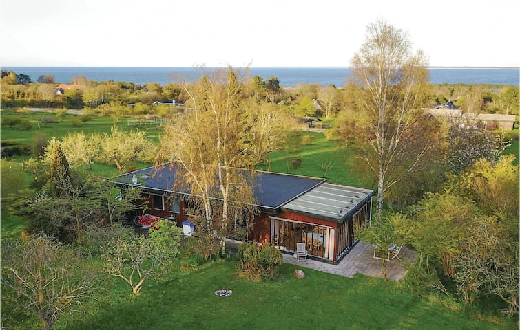 Holiday cottage with 2 bedrooms on 85m² in Nykøbing Sj