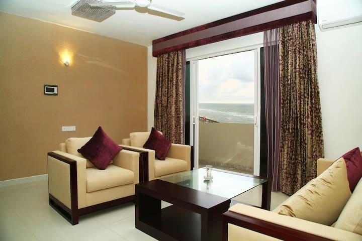 Luxury Sea view Apartment - โคลัมโบ - อพาร์ทเมนท์