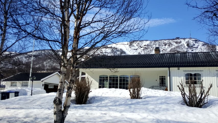 Two bedroom apartment in the heart of Geilo