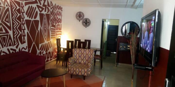 Villa Basse 3 pièces - Yopougon Maroc Anador