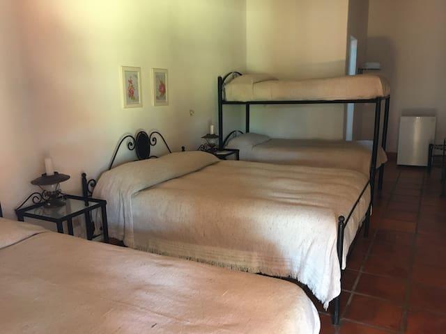 Habitación 3 en Posada el Quincho