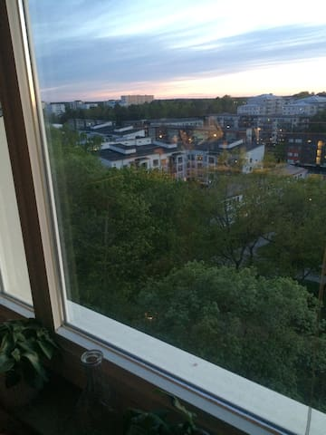 Lovely flat only 15 min. from city - Stockholm - Appartement