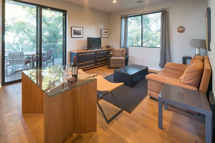 Modern Stanford/Palo Alto Guest House