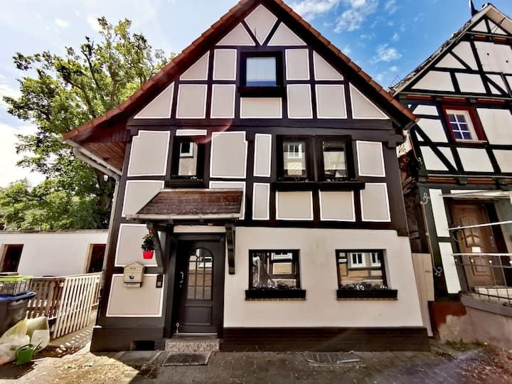 """Originales Fachwerkhaus, """"Ferien in Rotenburg"""""""