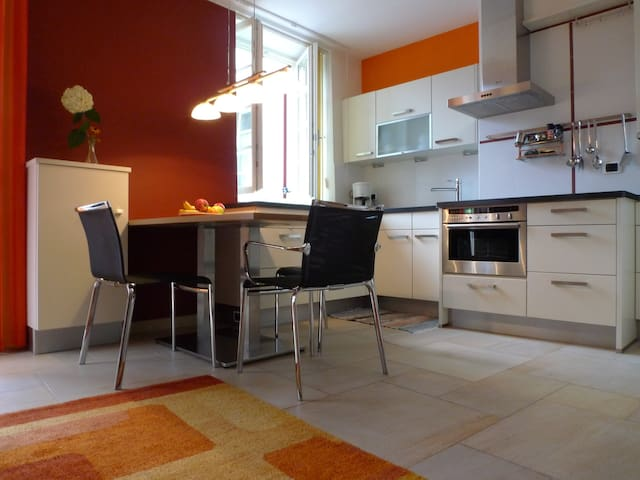 One bedroom in central village location - Termeno sulla Strada del Vino - Pis