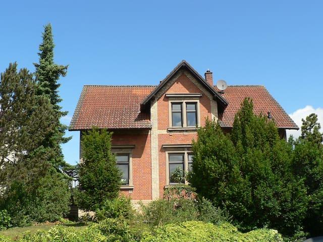 Wohnung in der restaurierten Villa Dr. Anding