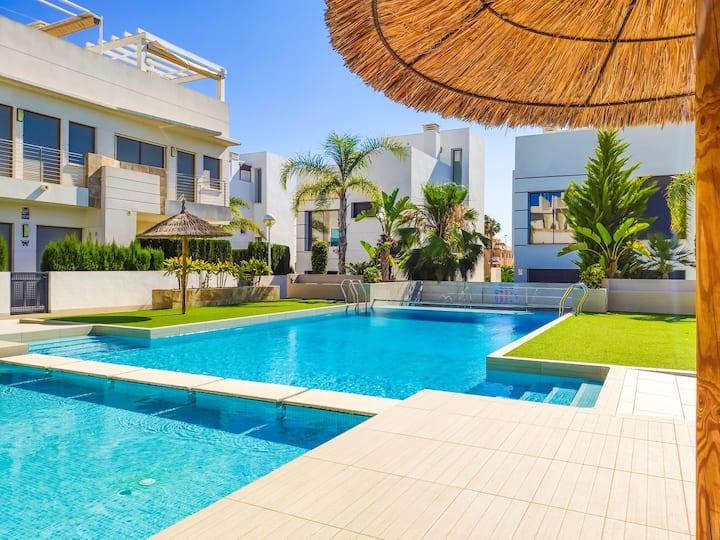 Apartment 3 bedroom in Gran Sol