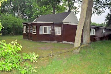 Zomerhuisje in Drenthe - Schipborg
