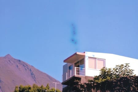 Modern house - Lajes do Pico - Hus