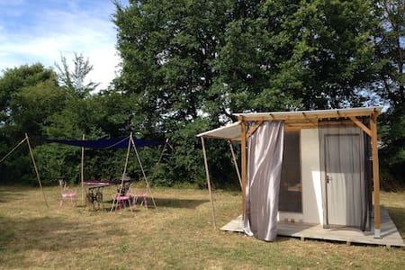 Un bungalow, logement insolite ! - Jouhet - Bungalov