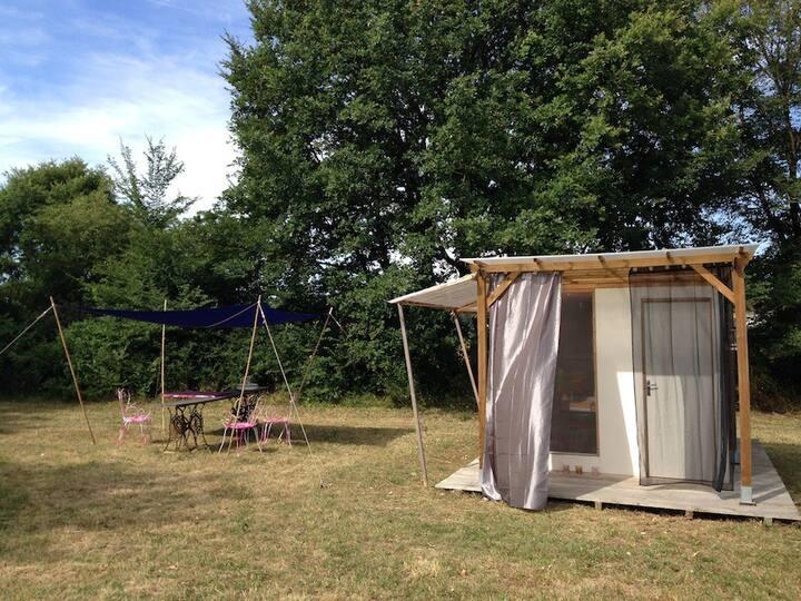 Un bungalow, logement insolite !